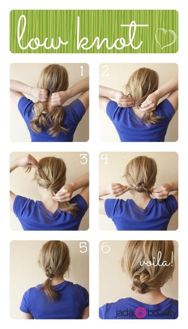 Прически на короткие волосы за 5 мин