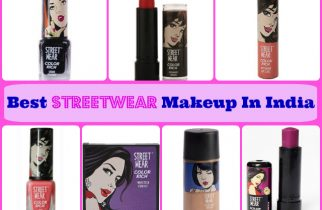 Best StreetWear makeup in India