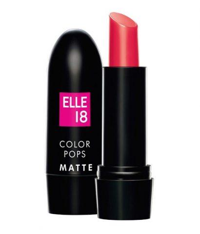 Best makeup Products Under Rs 100 In India - Elle-18-Colour-Pop-Matte-Lipstick