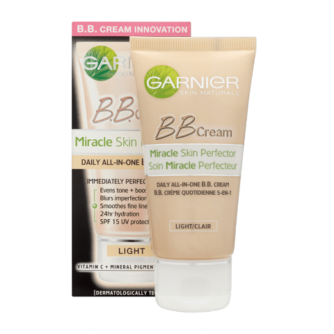 Best makeup Products Under Rs 100 In India - Garnier_Miracle_Skin_Perfector_Daily_All_In_One_BB_Cream