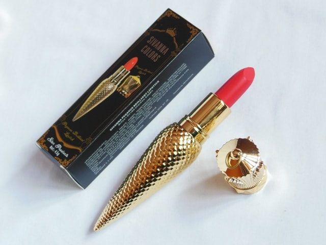 Dupe of Christian Louboutin Lipsticks