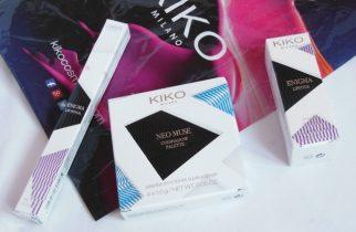 Kiko Milanno Enigma Makeup Range