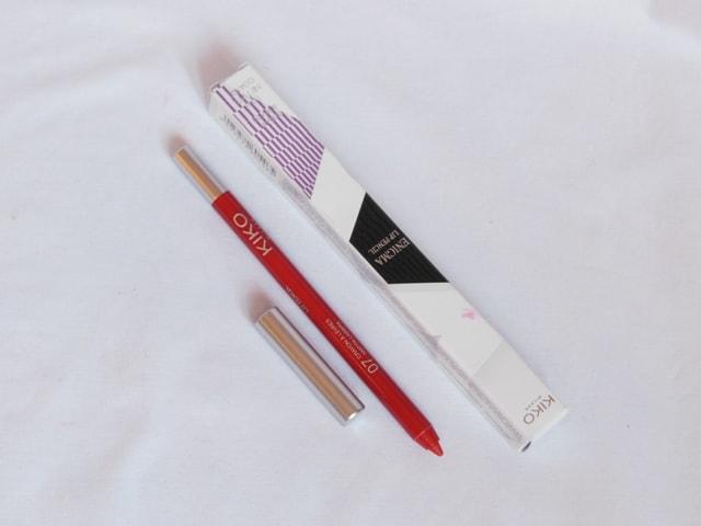Kiko Milano Enigma Lip Pencil Packaging