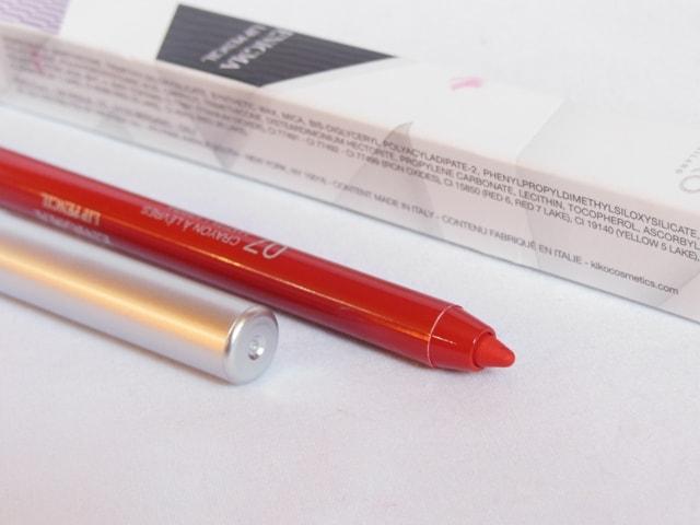 Kiko Milano Enigma Lip Pencil Review