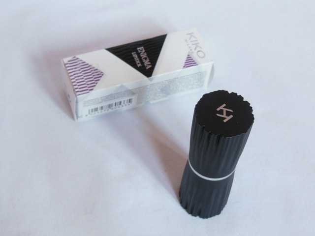 Kiko Milano Enigma Lipstick 02 Packaging