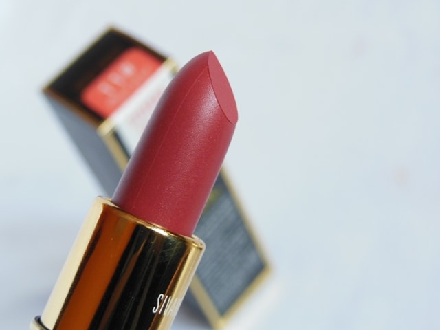 Sivanna Colors Gold Matte Lipstick No. # 11