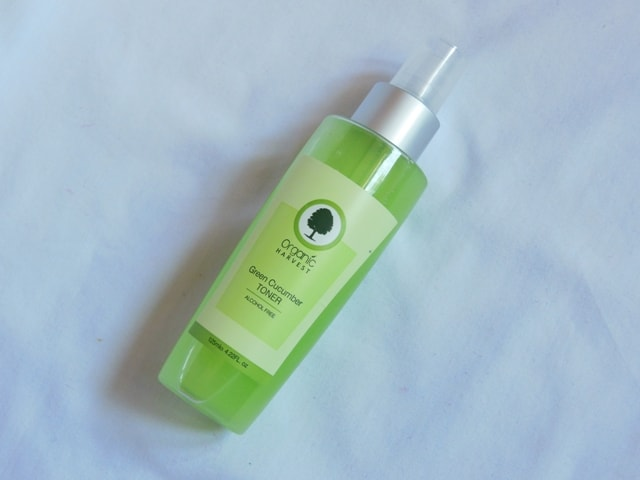 Winter Skincare Tips for Glowing Skin - Organic Harvest Cucumber Toner