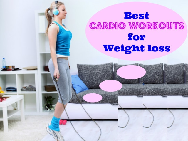 Best Cardio Workouts for Weight loss at Home