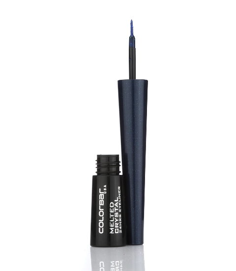 Best Colorbar Makeup In India Matte Eye Liner Crystal blue