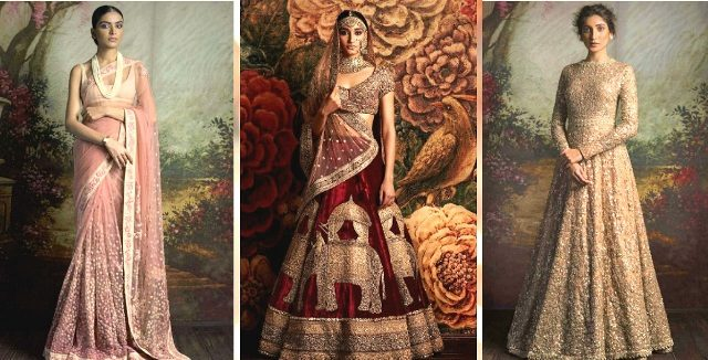 Best Places to Buy Bridal Lehenga in Delhi - South Ex Showrooms sabyasachi-bridal