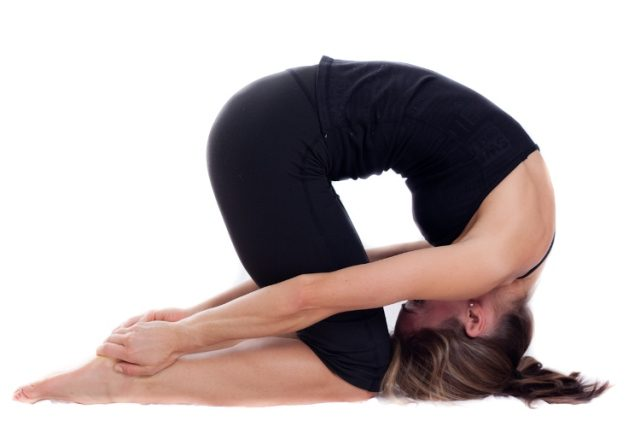 Best Yoga Asanas for Hair loss-Sasangasana