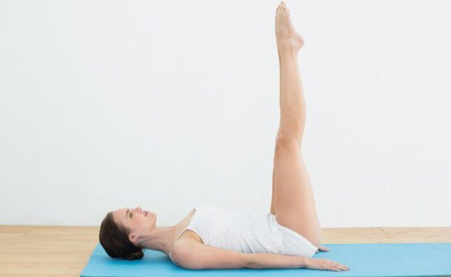 Best Yoga Asanas to lose Belly Fat - Uttanpadasana