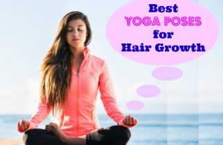 Best Yoga Poses for Hair Growth