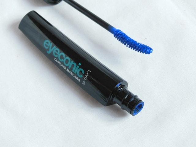 Lakme Eyeconic Curling Mascara Royal Blue
