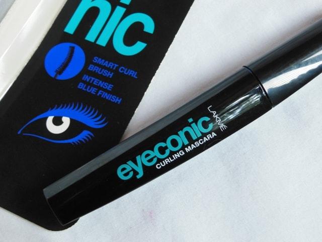 Lakme Eyeconic Mascara Blue Tube