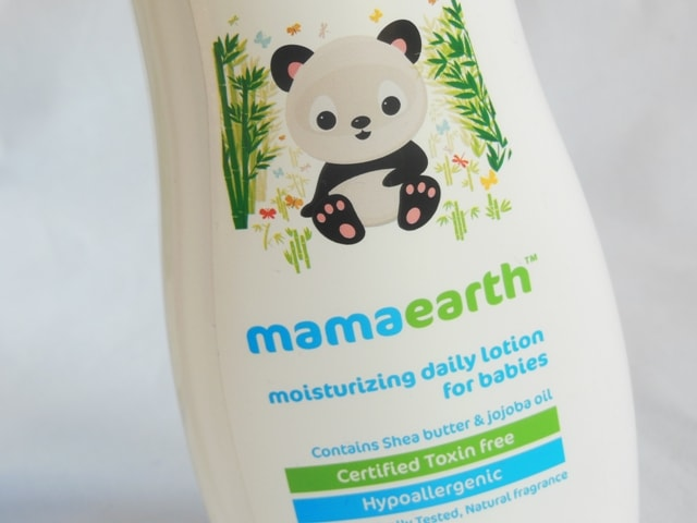 Mamaearth Moistursing Daily Lotion for Babies