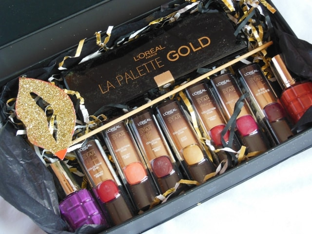 New Makeup Launch from L'Oreal Paris in India 2017- Gold Obsession Collection