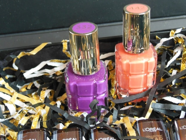 New Makeup Launch from L'Oreal Paris in India 2017 - Nail Paints