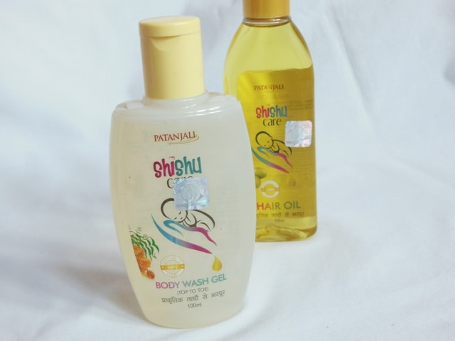 Patanjali Shishu care Skincare Range- Body Wash