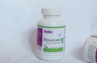 Zenith Nutrition Resveratrol Capsules