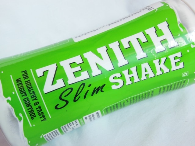 Zenith Nutrition Slim Shake review