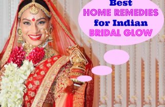 best home remedies for Indian bridal glow