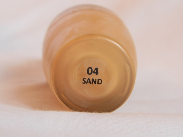 Faces Ultime Pro Second Skin Foundation Sand