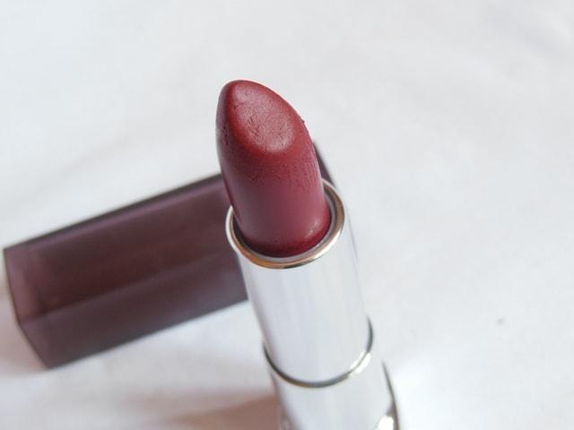 Maybelline Color Sensational Creamy matte Divine Wine Lipstick
