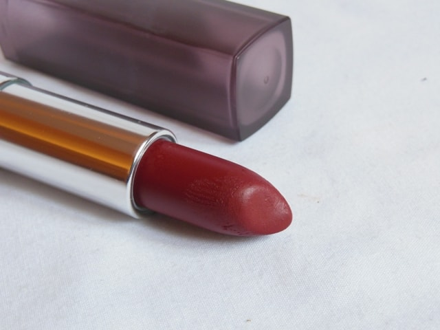 Maybelline Color Sensational Creamy matte Divine Wine Shade