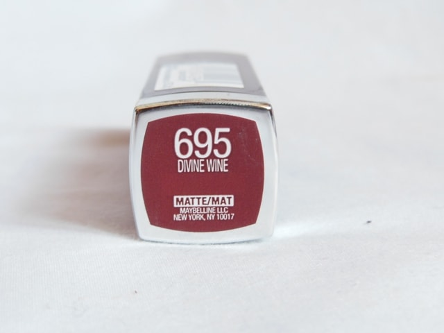 Maybelline Color Sensational Creamy matte Lipstick Shade
