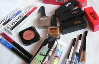 NYKAA Makeup Haul - NYX, NYkaa products