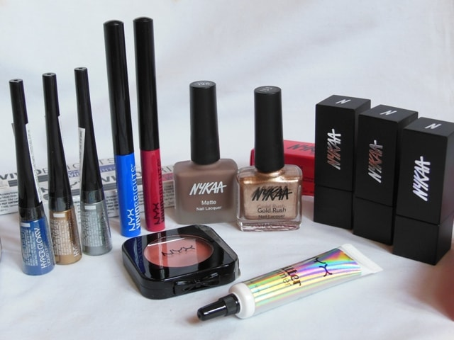NYKAA Makeup Haul - New launches NYX MAkeup