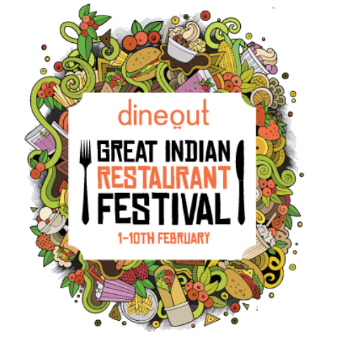 The Great Indian Restaurant Festival 2017- Dineout