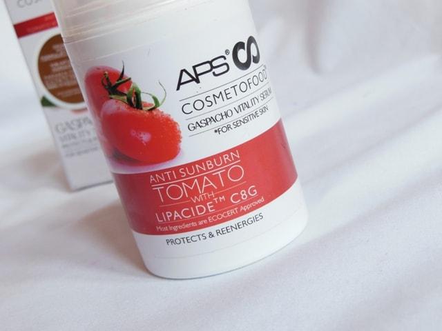 APS Cosmetofood Gaspacho Vitality Serum