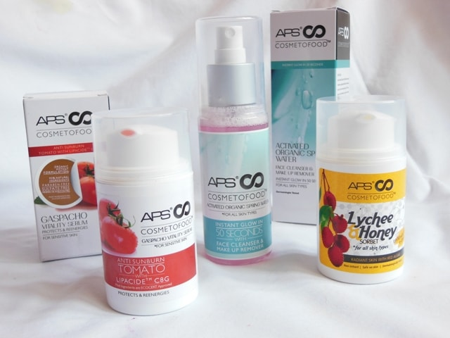 APS Cosmetofood Skincare Review