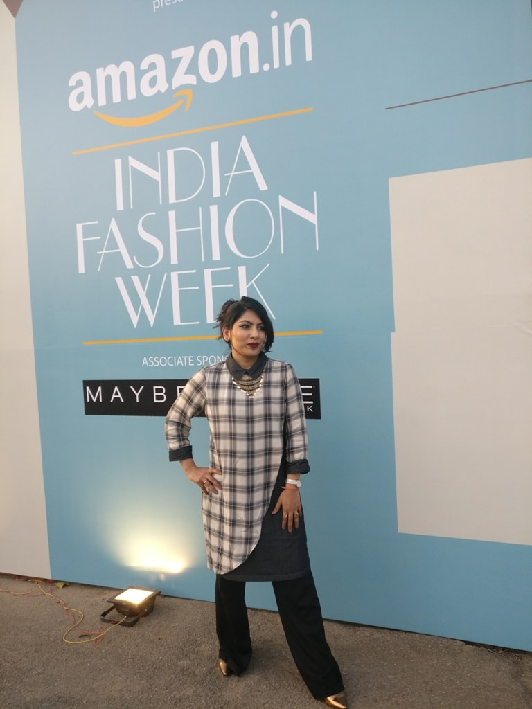 Amazon Fashion Week 2017 Outfit Details Day 1