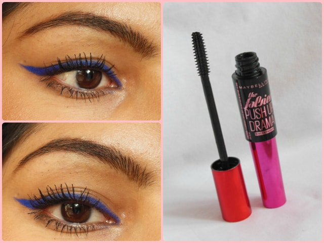 Maybelline Push Up Drama Mascara Eyes