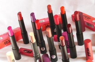 NYKAA PaintStix Lipsticks