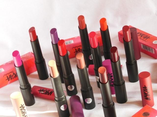 NYKAA PaintStix Lipsticks