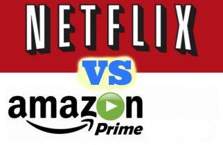 Netflix Vs Amazon Prime Videos Comparison