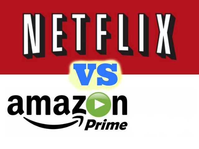 Netflix Vs Amazon Prime Videos Comparison