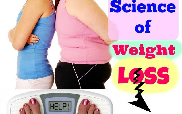 Sceince of Weightloss - Diet and Exercise