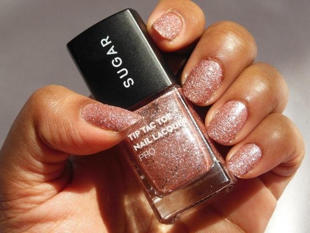 Sugar Cosmetics Tip Tac Toe Nail Lacquer -Rambling Rose