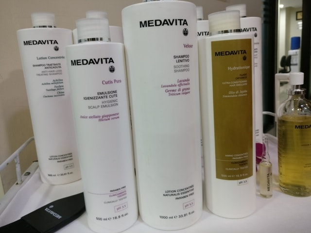 VLCC Medavita Hair Spa Products