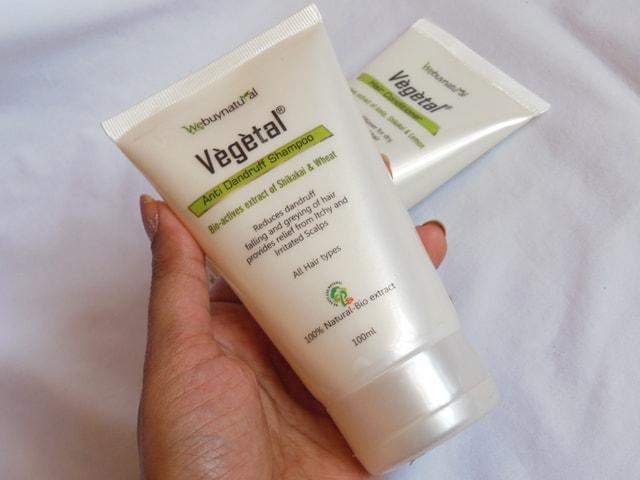 Vegetal Anti-Dandruff Shampoo Review