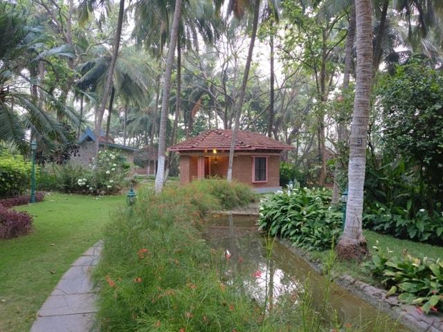 Cottages at Kairali Resort 2