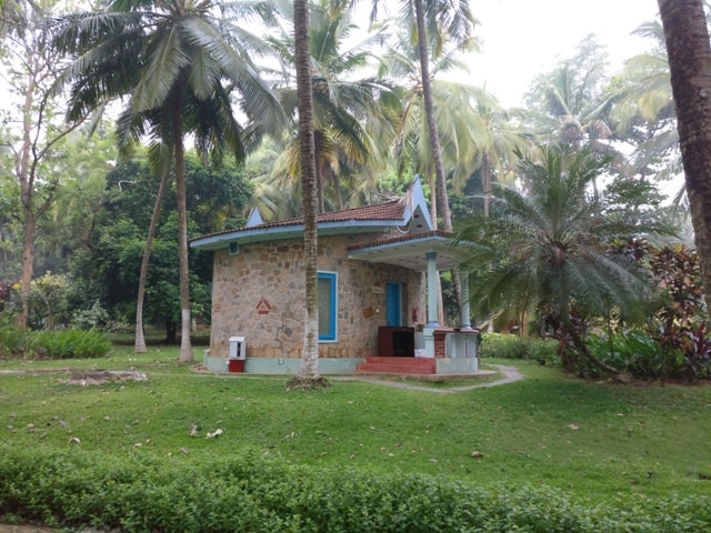 Cottages at Kairali Resort