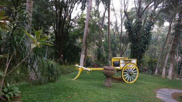 Kairali Health Resort Palakkad Property