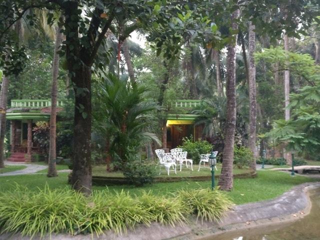 Kairali Resort property