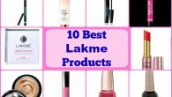 Best Lakme Makeup Products in India